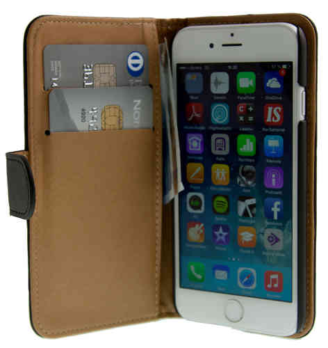 Iphone 6 Plus Wallet case Smart